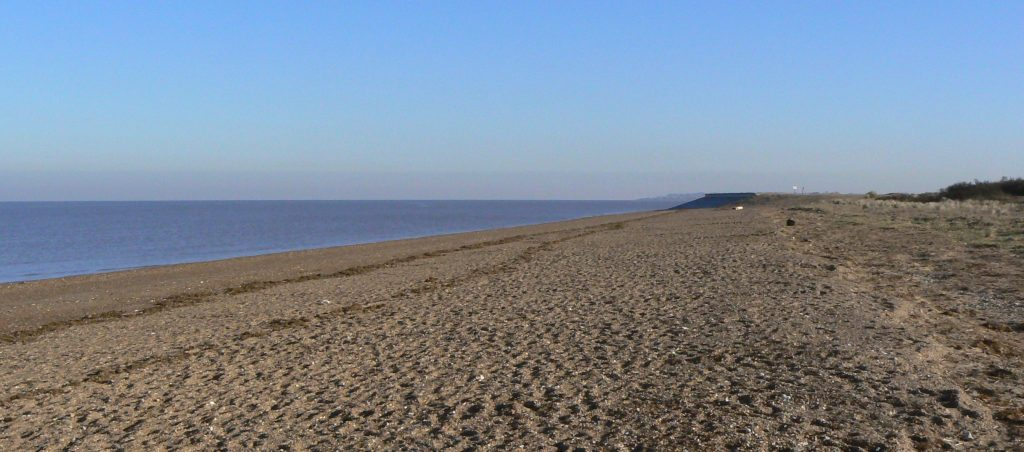 Photo of Snettisham Beach by Ruth Walker