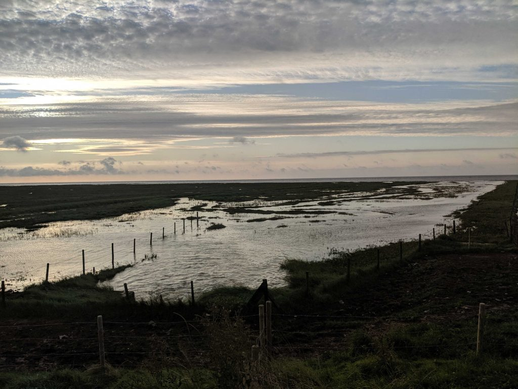 Lincolnshire recce, by Chantal Macleod-Nolan